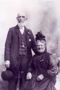 Image of Hamilton Lewis O'Donnell and Annie Brown